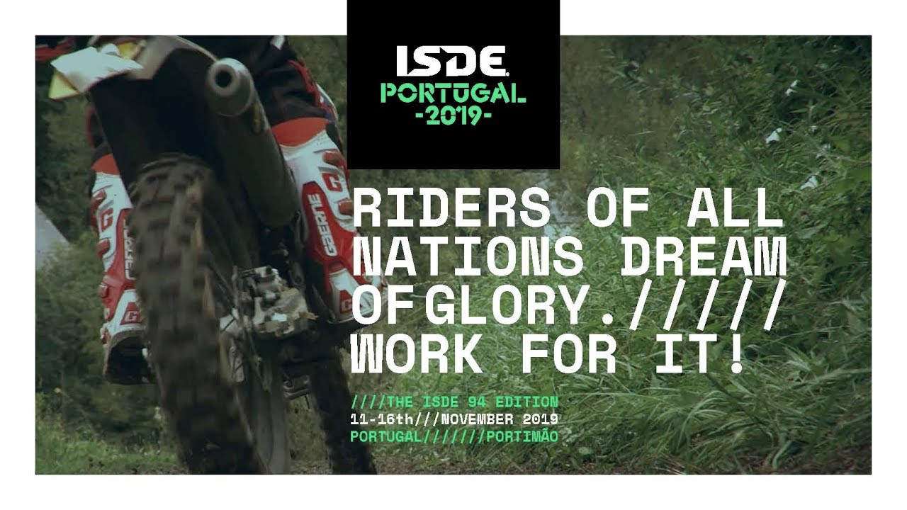 ISDE 2019