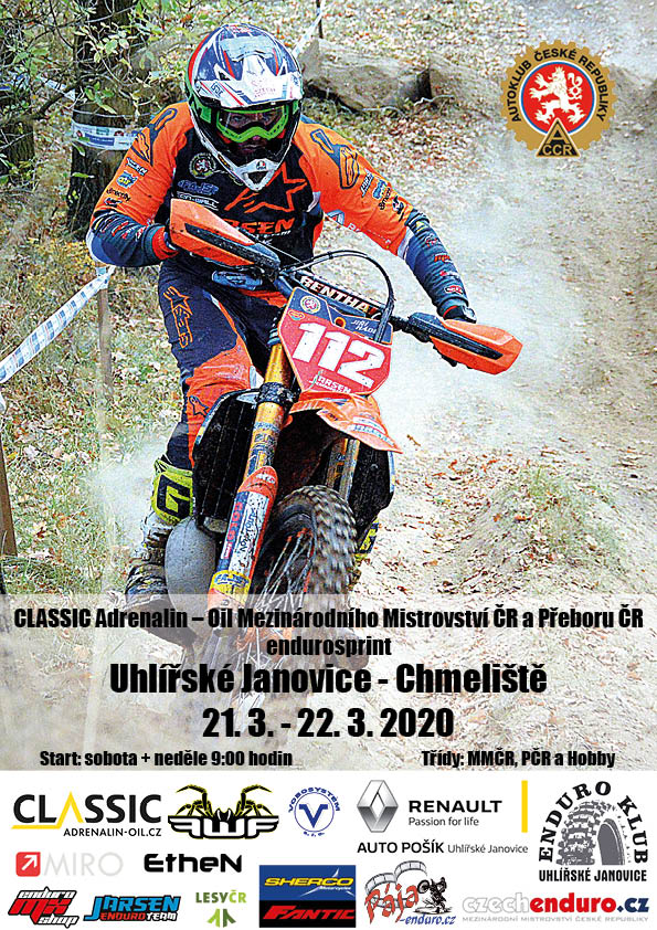 endurosprint UJ 2020