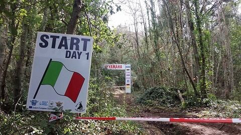 EEC enduro test italy